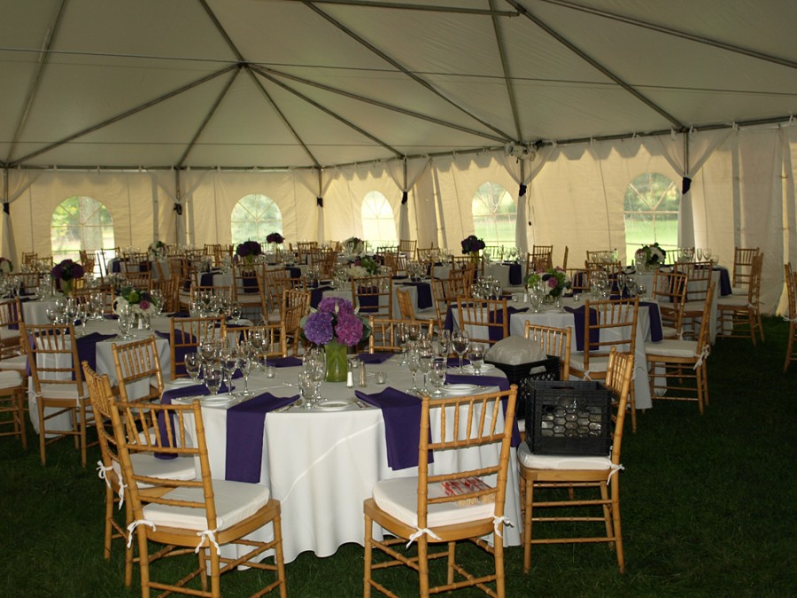 wedding tent rentals Buena Vista - New Castle, Delaware