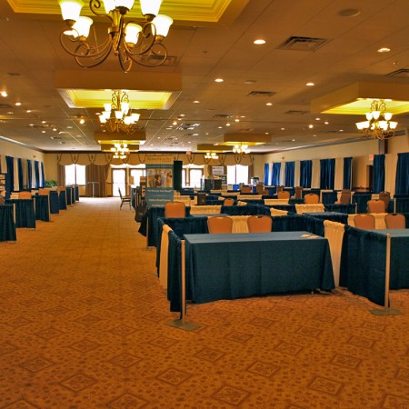 Trade Show Boothing and Linens Rentals and Set-up